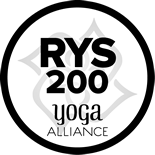 RYS Yoga alliance logo